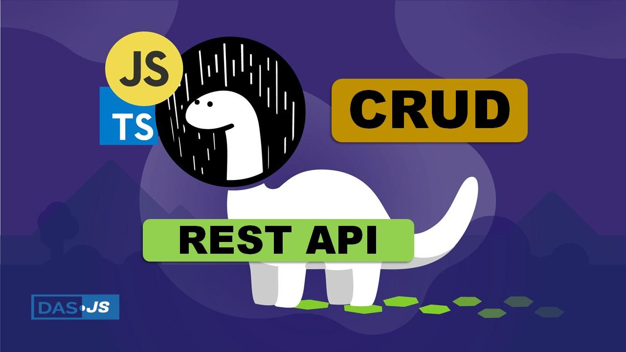 Deno CRUD REST API Example