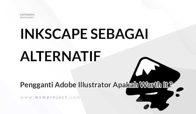 Inkscape Sebagai Alternatif