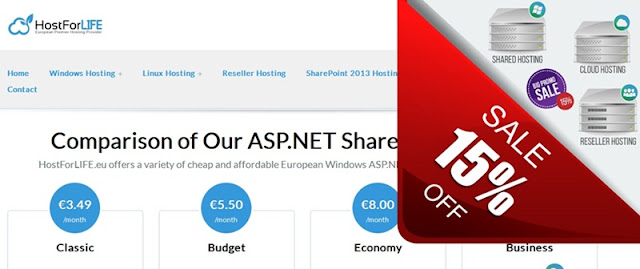 http://hostforlife.eu/European-ASPNET-Core-2-Hosting