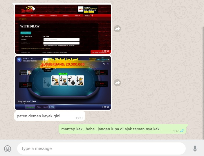 Cheat Poker IDN PLAY Android Dapatkan Cheat Jackpot Royal