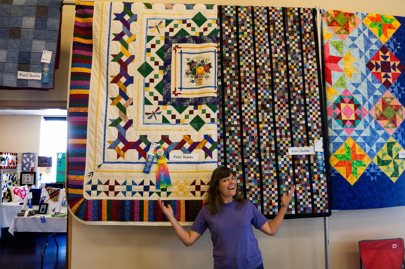 Westside Quilters Guild: Washington County Fair