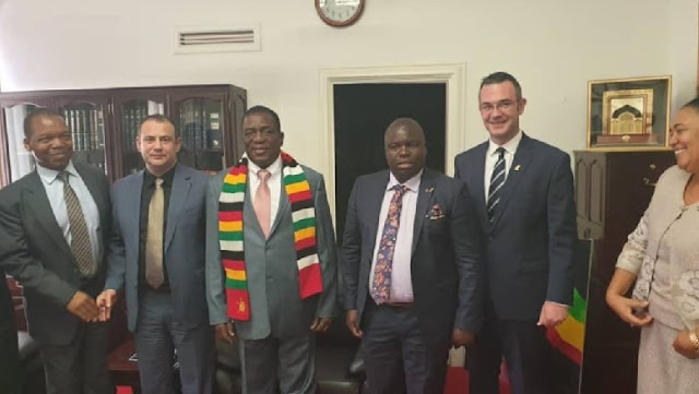 Albanian businessman Ilir Dedja involved in a corrupt affair in Zimbabwe, internationally wanted