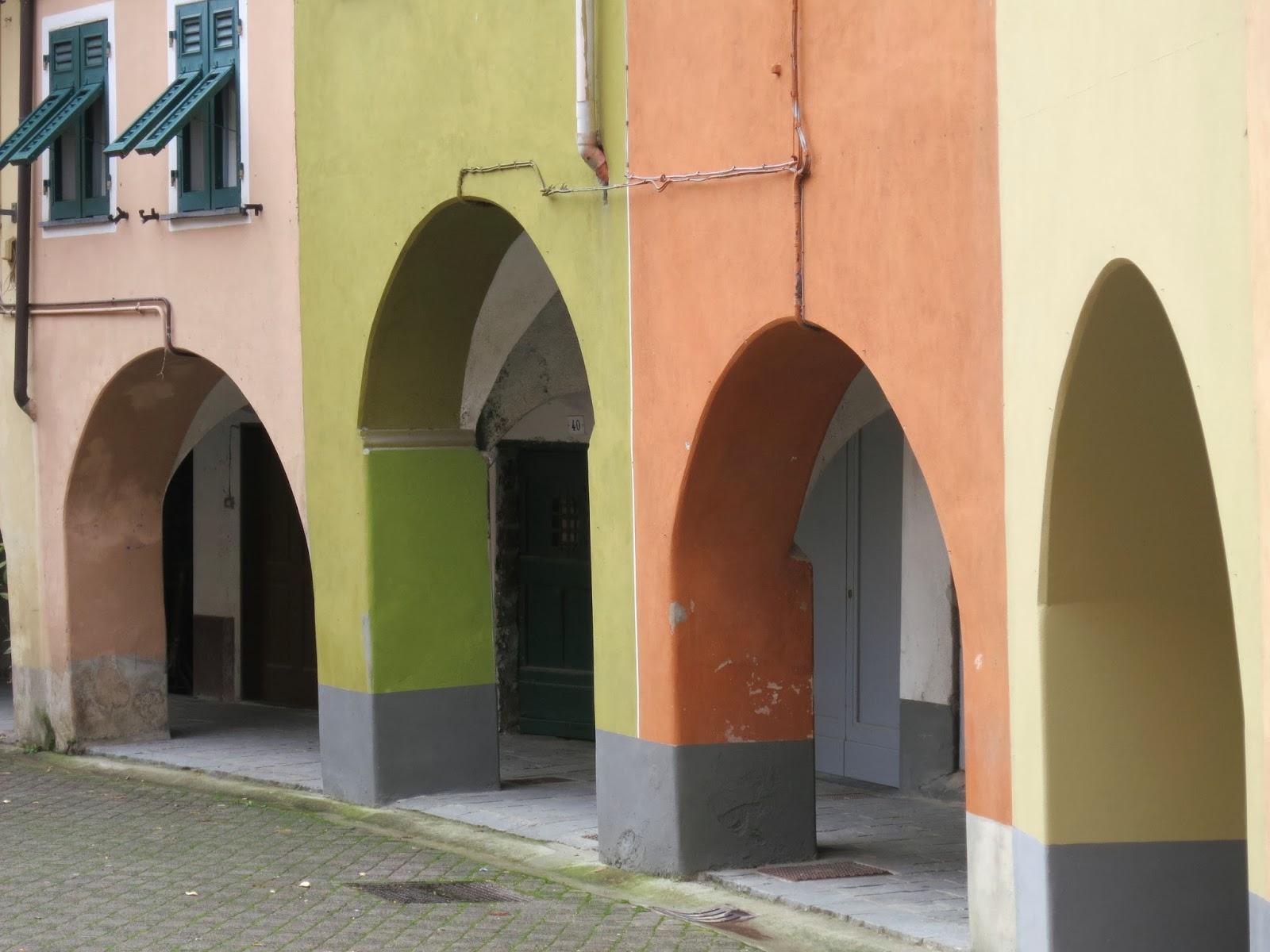 Varese Ligure Borgo Rotondo