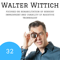 Walter Wittich - Ambiguously Blind Podcast