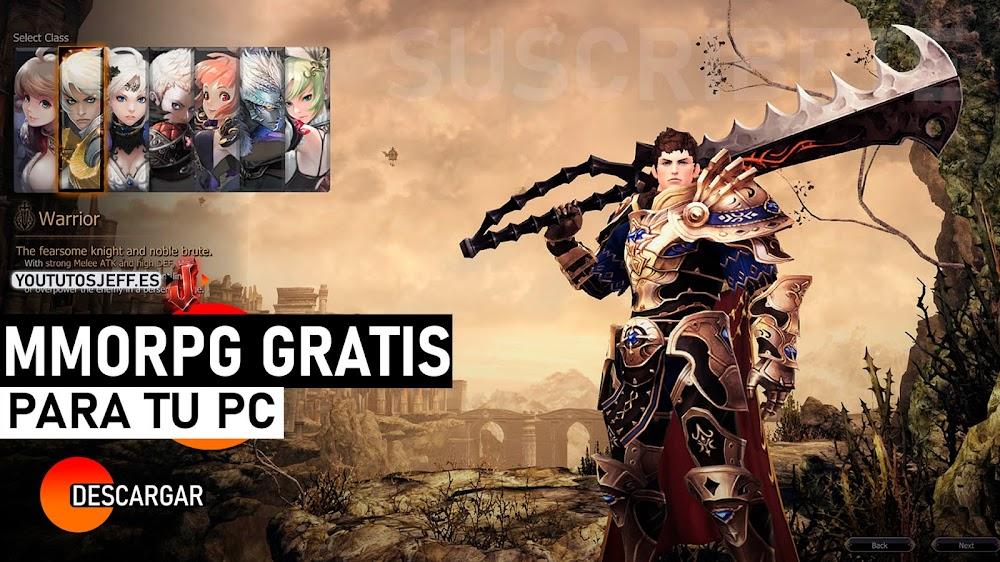 Descargar Echo Of Soul Phoenix para PC GRATIS, MMORPG BRUTAL