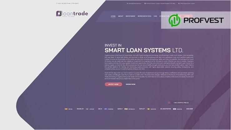 Loantrade обзор и отзывы HYIP-проекта