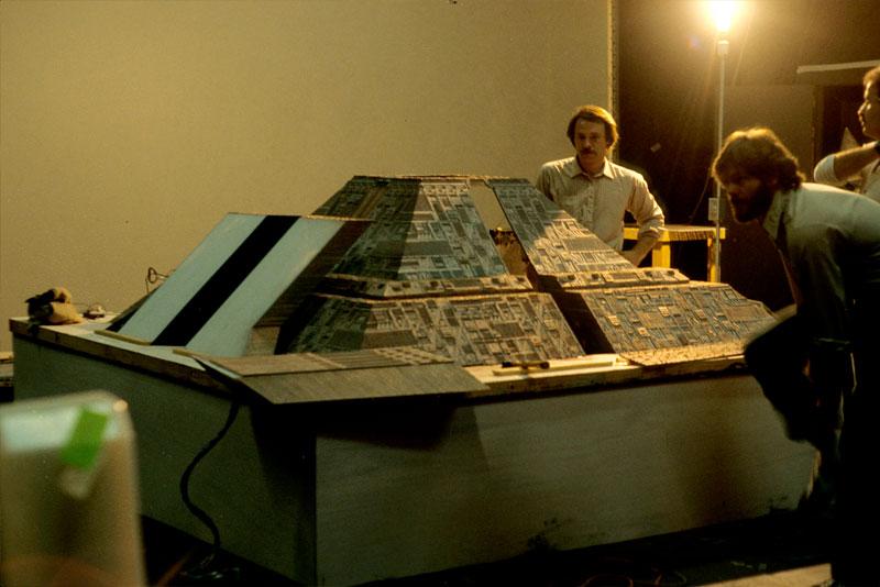 Blade Runner Rodaje 6