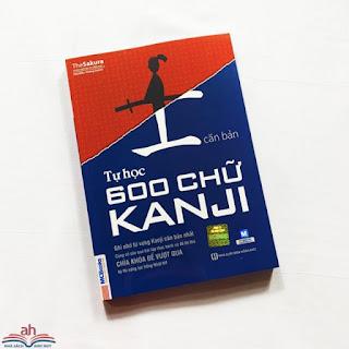 Tự Học 600 Chữ Kanji Căn Bản.