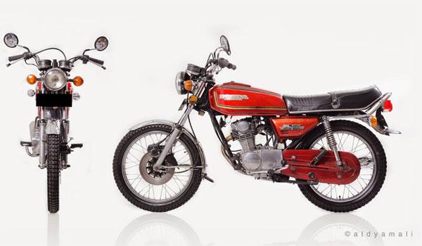 Honda GL-100