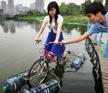 Gambar Sepeda Air Blogspot