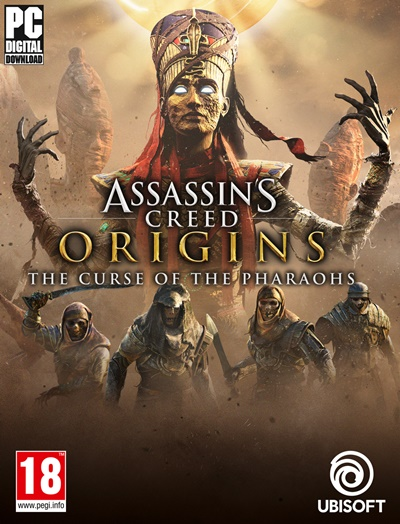 โหลดเกมส์ Assassin's Creed: Origins - The Curse Of The Pharaohs