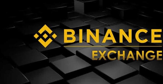 Gambar Binance Exchange Logo