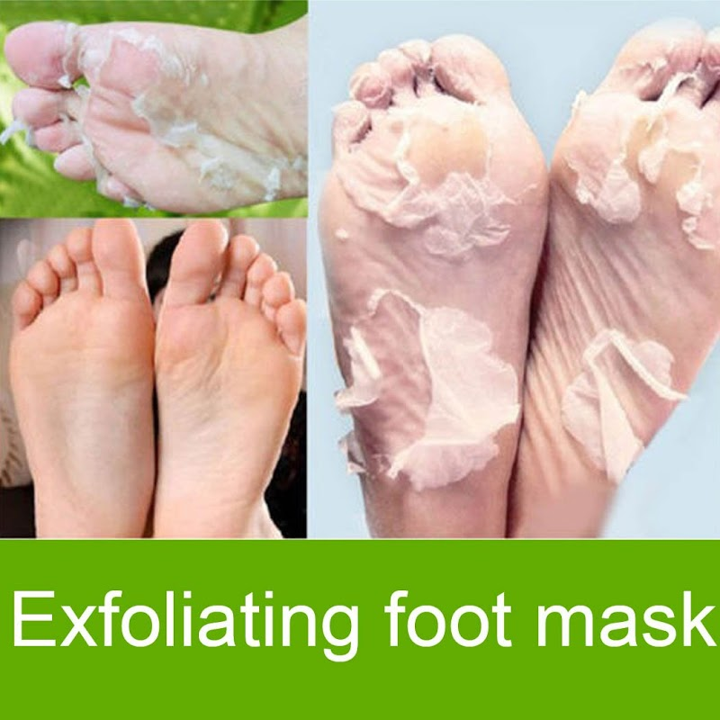80% off Exfoliating Foot Peeling Renewal Mask Remove Hard Dead Skin Cuticle Heel 1 Pair Fascinators