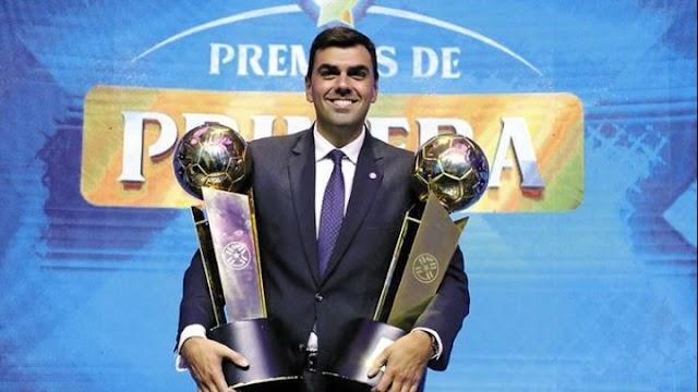 FIFA: Διά βίου αποκλεισμός στον πρόεδρο της Ολίμπια Παραγουάης