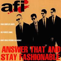 [1995] - Answer That And Stay Fashionable