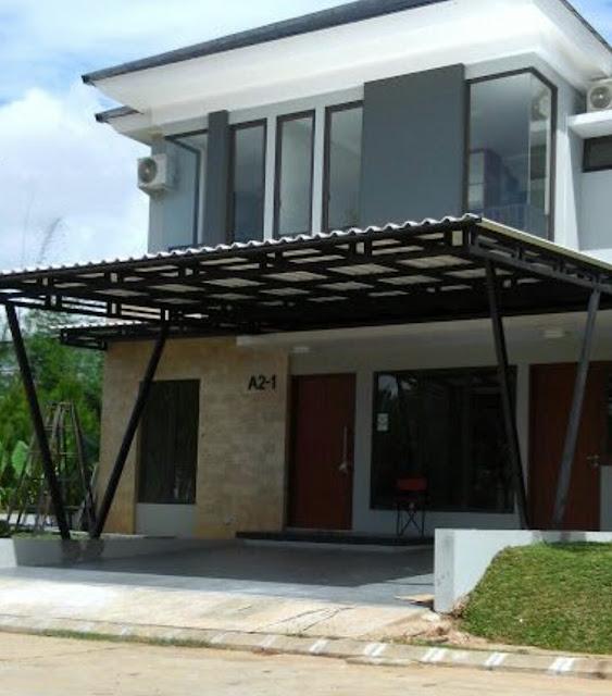 5 Contoh Rumah Atap Galvalum Terbaik & Keunggulannya