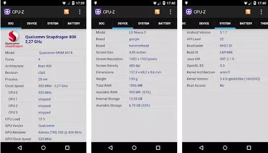 Aplikasi untuk Mengecek Suhu CPU di Android-2
