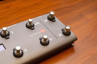 PFL-1000 をスイッチに取り付けることで誤操作を防止できる