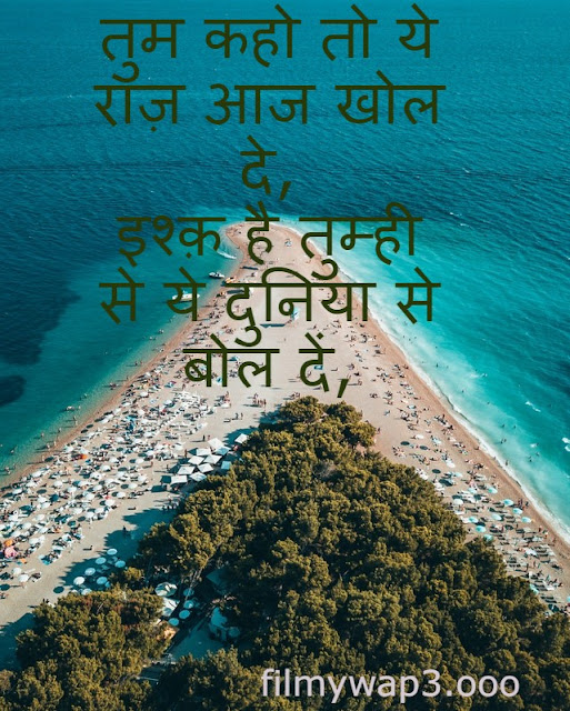 true love status in Hindi images for couples, romantic status