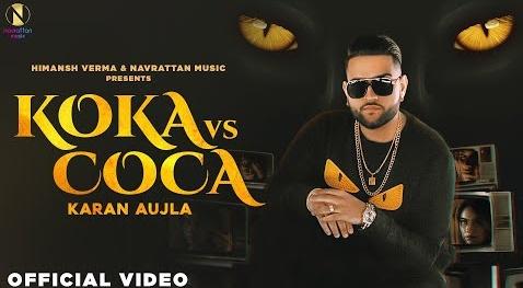 Koka vs Coca Lyrics- Karan Ajula | New Punjabi Song 2020 | lyricspig