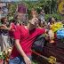'Tá no ar' termina fazendo cortejo de despedida com funeral pelos Estúdios Globo