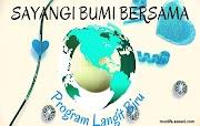 Sayangi Bumi Bersama Program Langit Biru
