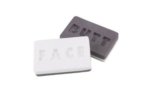 Butt Face Soap - $9.28