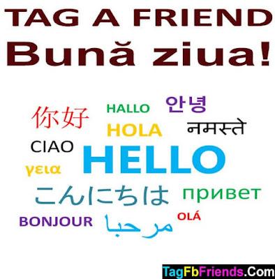 Hi in Romanian language