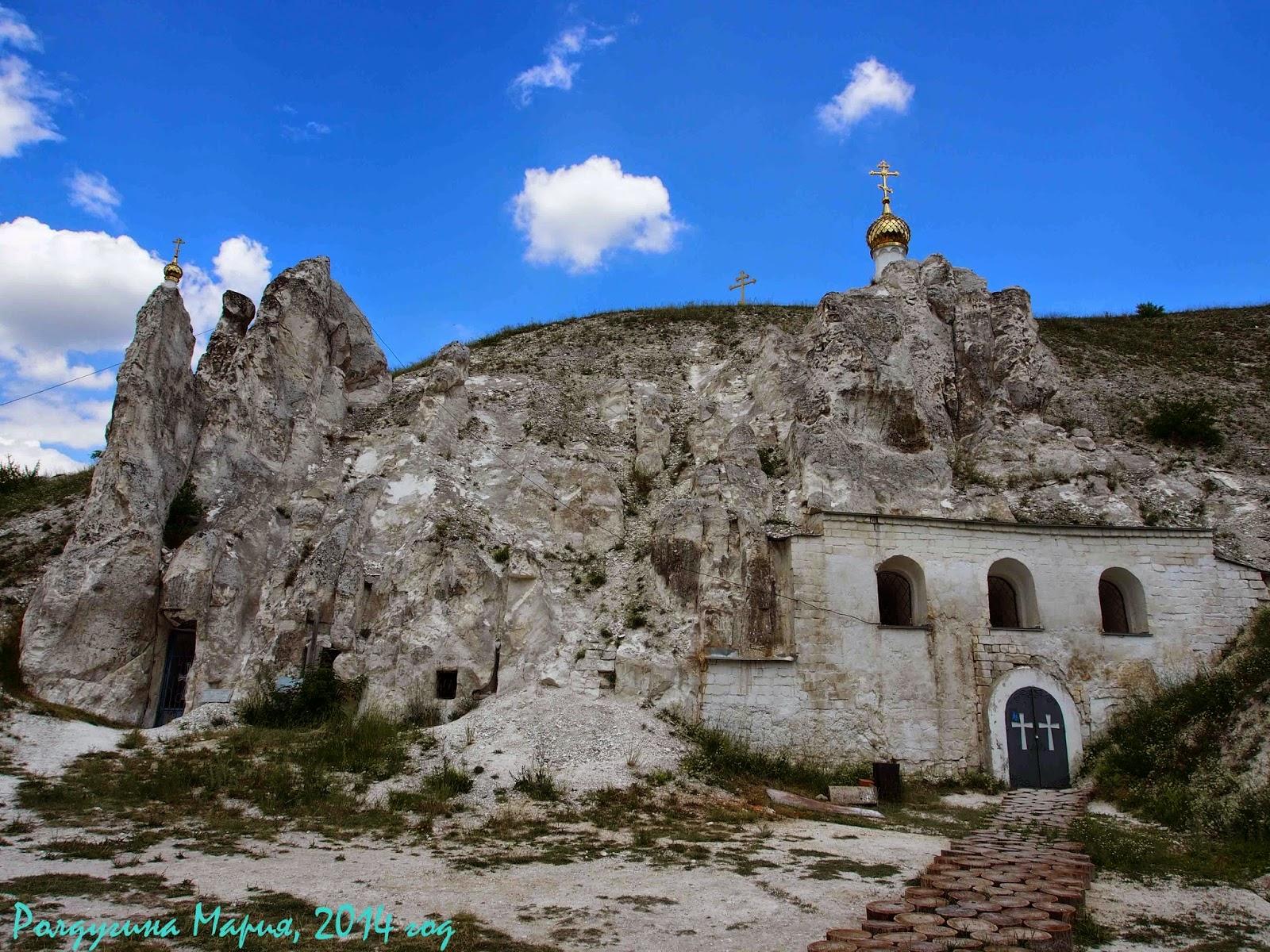 Дивногрье Воронеж монастырь