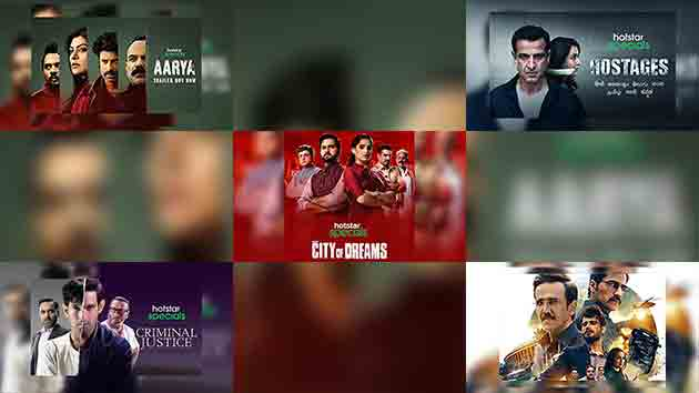 Top 5 Best hindi web series watch on Hotstar | hotstar