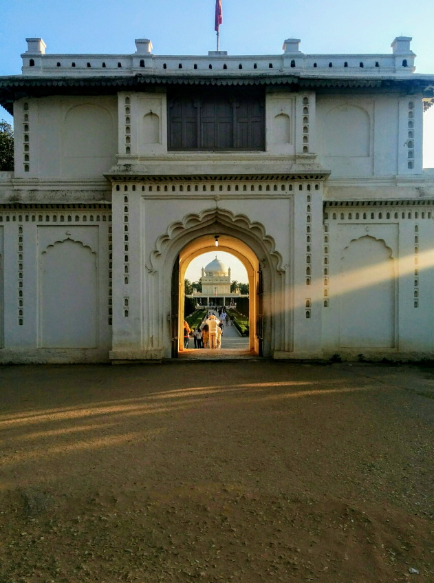 Entrance to Gumbaz, Srirangapatna