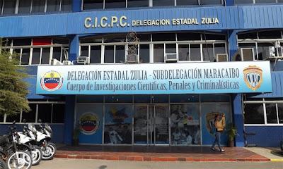 Atacan fuertemente al CICPC en Maracaibo