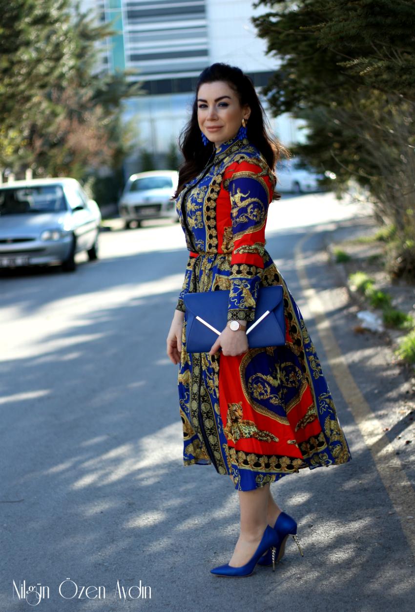 Etek-Gömlek İkilisi-fashion blog-moda blogları