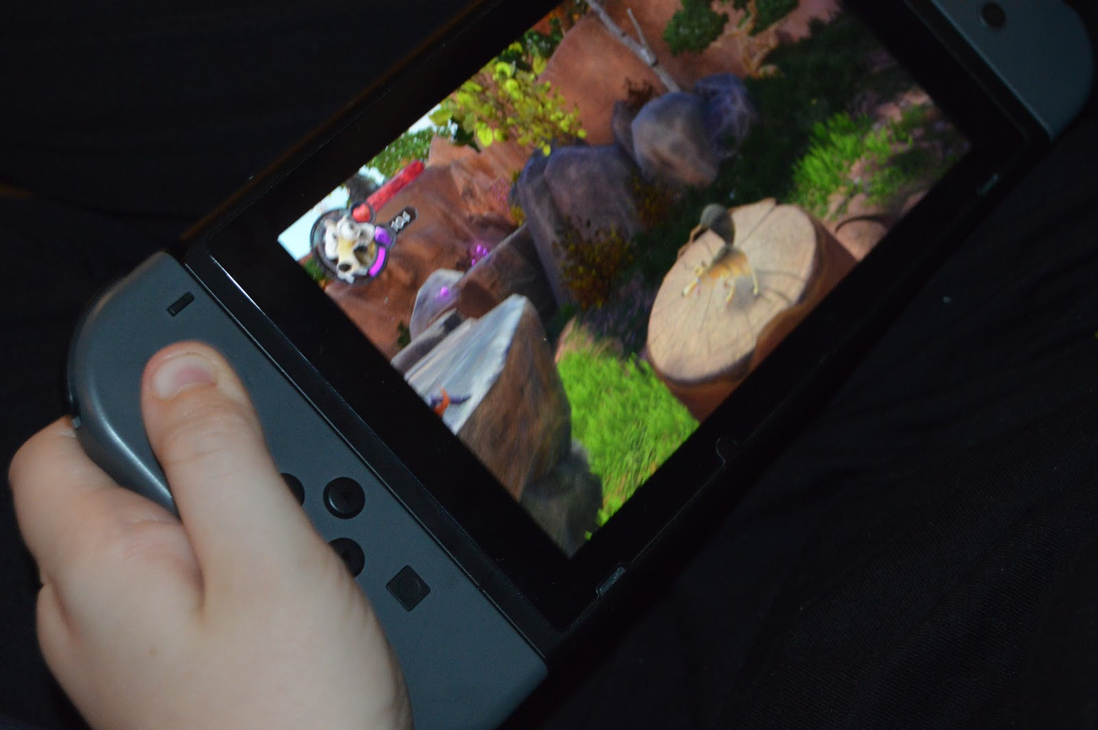 Ice Age Game on Nintendo Switch