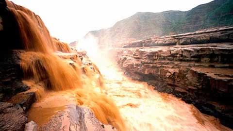 Cabaran Yellow River china