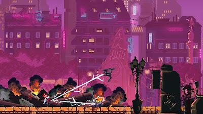 Aeon Drive Game Screenshot 6