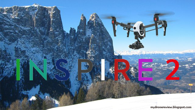 is the final drone of the large fellowship of drone  Dji Inspire 2 Review- The Best Drone For Sale inwards 2017 ?