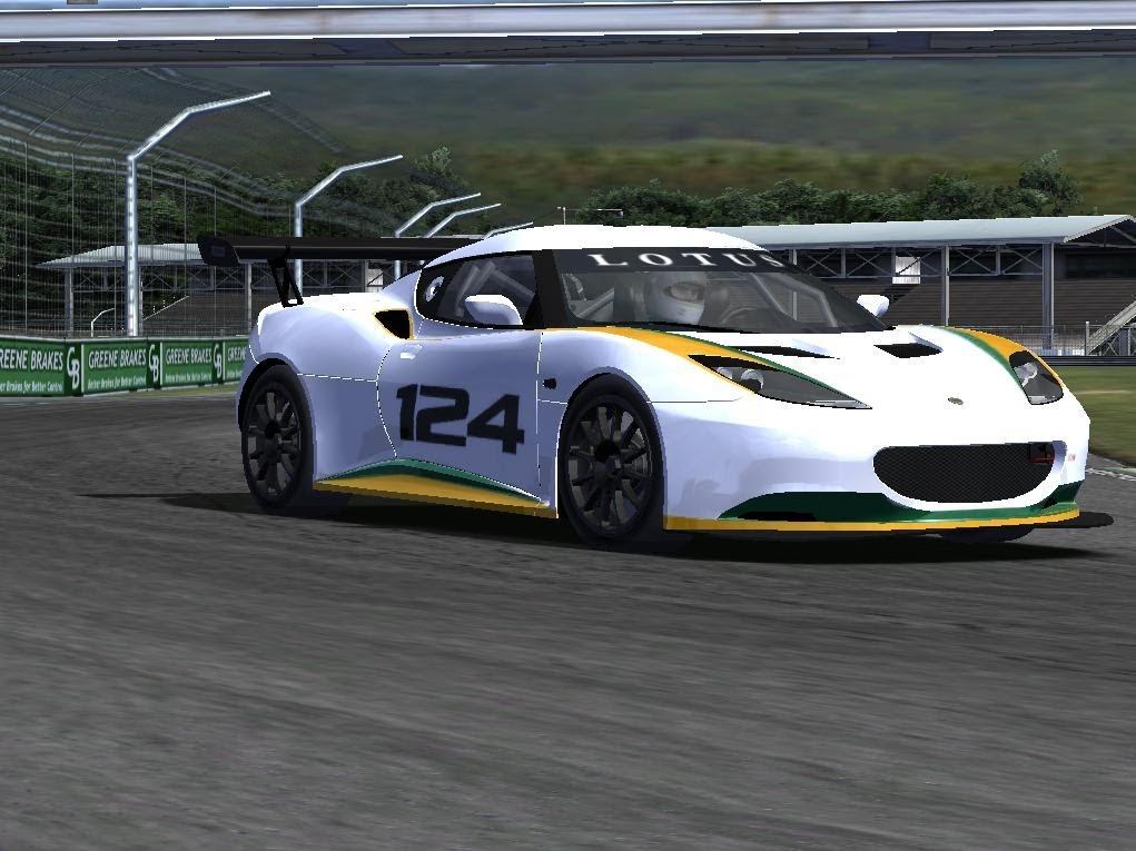 2010 Lotus Evora Type 124 Endurance Racecar Choice Image - cars ...
