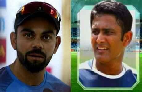 अब पाकिस्तान को हराने के लिए नहीं, Anil Kumble को हराने के लिए खेलते हैं Virat Kohli, डूब करो