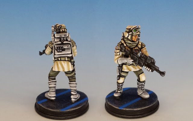 Echo Base Trooper, Imperial Assault (2015, sculpted by B. Maillet)