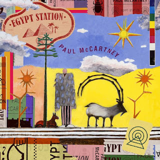 Baixar CD Paul McCartney - Egypt Station - 2018 Torrent