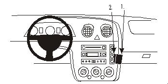 IL BLOG DI ALESSIO FASANO: Prova supporto per auto Brodit