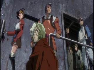 Assistir Koutetsujou No Kabaneri - Episódio 07 Online