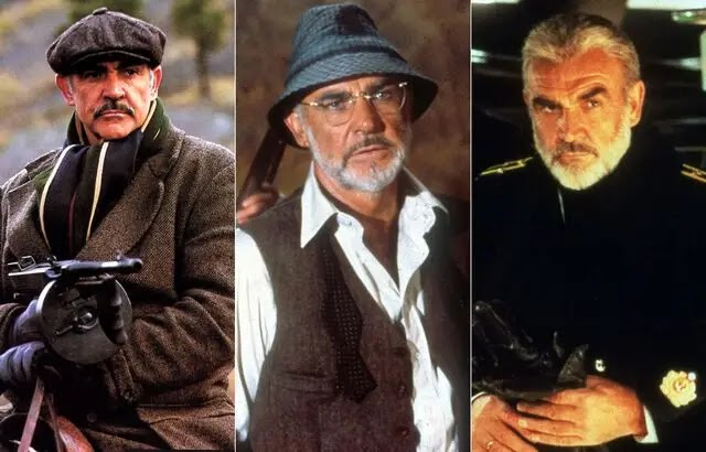 RETROSPECTIVE - Mort de Sean Connery : Des « Incorruptibles » à « Octobre Rouge », les cinq films de sa carrière