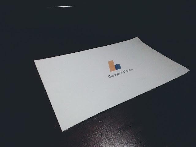 Cara Melakukan Verifikasi Alamat (PIN) Google Adsense