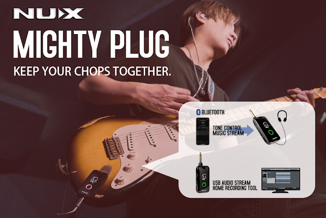 Mighty Plug Slogan