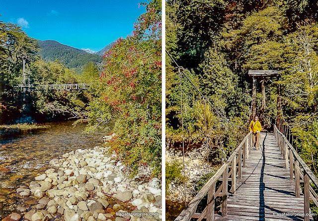 Vale do Rio Peulla, Chile