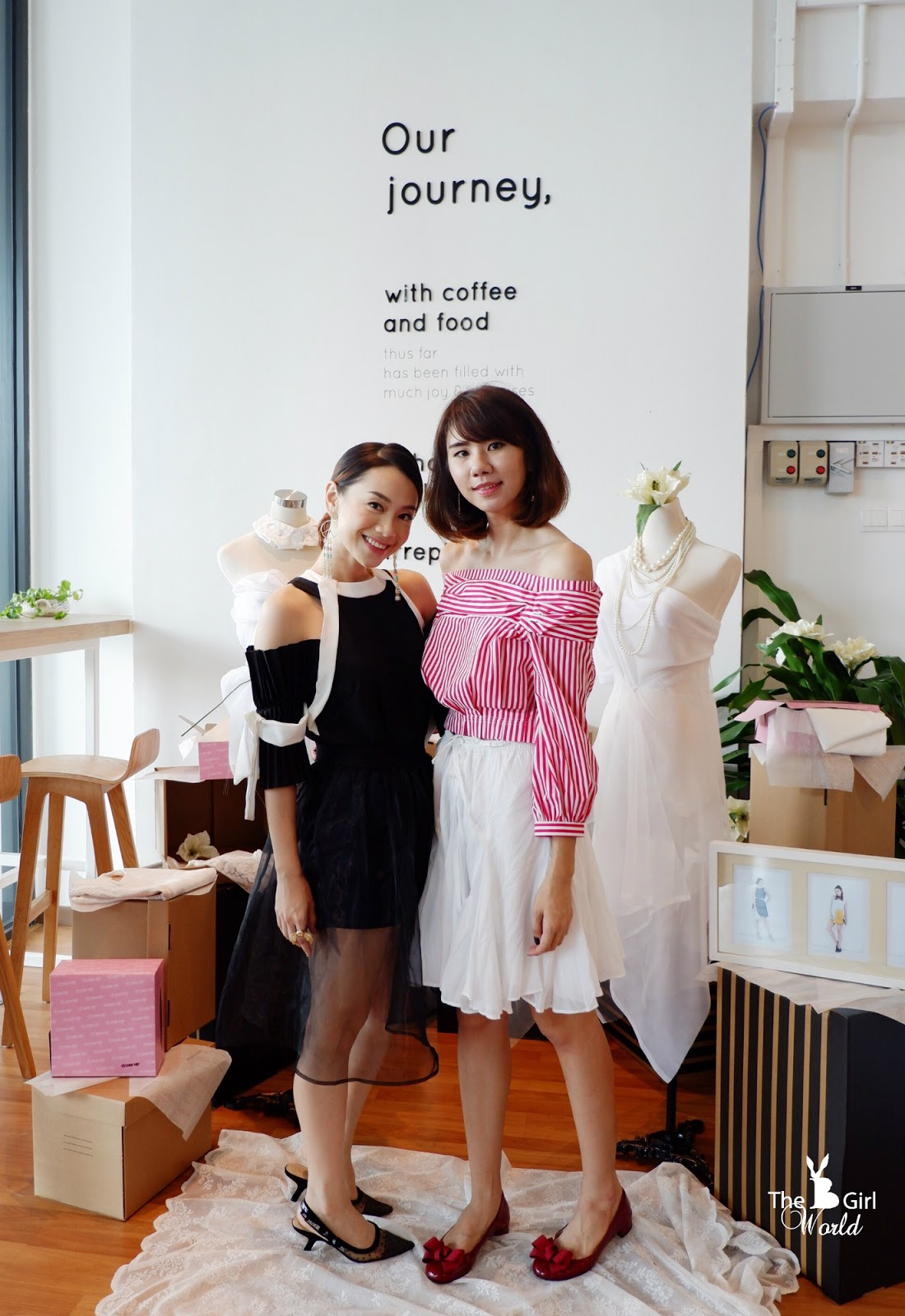 Dress up elements - It Was So Much Fun To Hang Out With My Blogger Friends Who Love To Dress Up And Met The Gorgeous Lady Louise Lau Who Is The Creator Of The Brand Dress Up