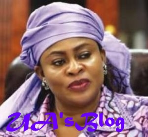 Breaking: Senator Oduah Returns To PDP Three Months After Exit