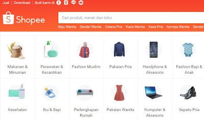 cara belanja online shopee - paket data & produk lainnya 2020